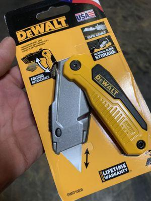 Dewalt box cutters for Sale in North Bethesda, MD
