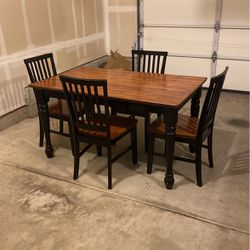 5 piece - kitchen dining for Sale in North Bend,  WA