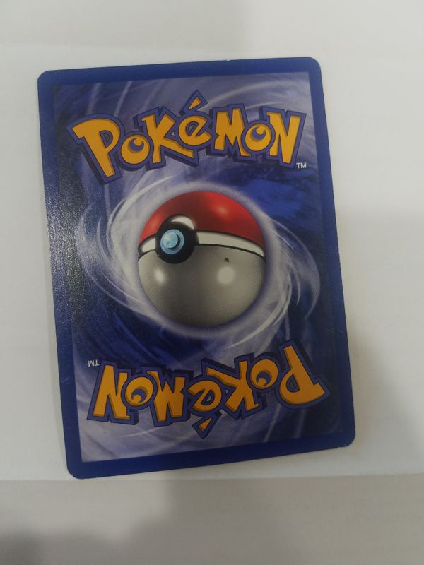 Machamp Pokemon 1st edition. Rare Holo 8/102