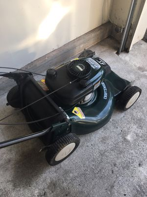 Craftsman self propelled mower for Sale in Fairfax, VA