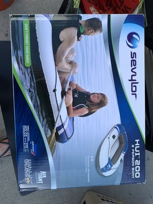 2 person inflatable boat for Sale in Cypress, CA
