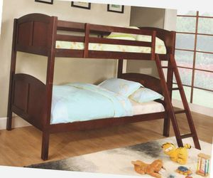 Bunk Beds Twin Over Twin - $25/month for Sale in Centennial, CO