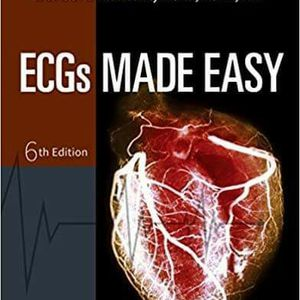 ECGs Made Easy 6th Edition 9780323401302 / 9780323415477 eBook PDF free instant delivery for Sale in Ontario, CA