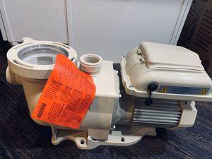 PENTAIR 342001 Superflo VS variable speed pool pump for Sale in Las Vegas, NV