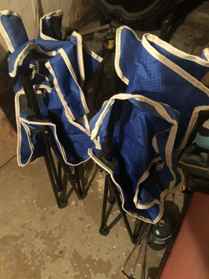 Camping chairs for Sale in Lynn, MA