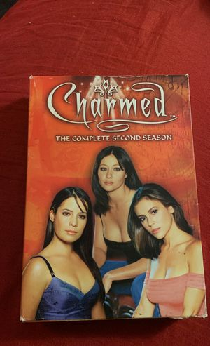 Charmed 2nd Season -DVD for Sale in Detroit, MI