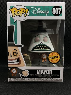 Funko Pop Nightmare Before Christmas Mayor for Sale in Glendale, AZ
