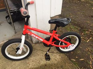 New joystar kids bike with training wheels for Sale in Chesapeake, VA