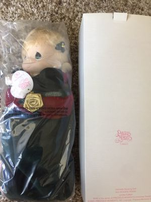 Precious Moments Christmas Stocking Doll- Gabrielle for Sale in Corona, CA