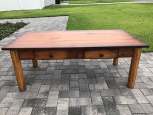 Coffee table from Boone, NC for Sale in Orlando, FL