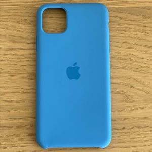 IPHONE 11 Surf Blue Silicone Case for Sale in Tacoma, WA