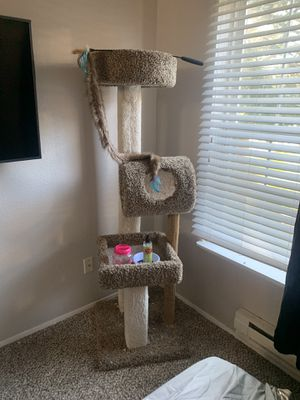 Cat tree $75 cascade park pickup for Sale in Vancouver, WA