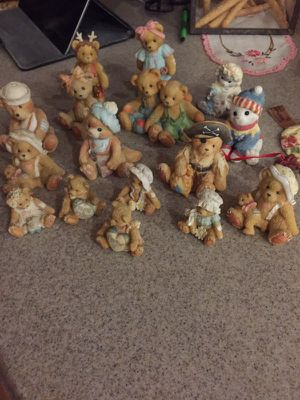 Old cherished teddies for Sale in Manchester Township, NJ