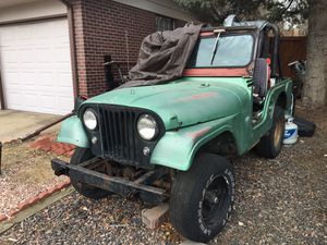 1958 jeep parts only for Sale in Arvada, CO