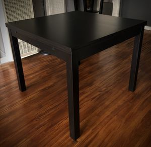 Extendable Table & Two Chairs for Sale in Los Angeles, CA
