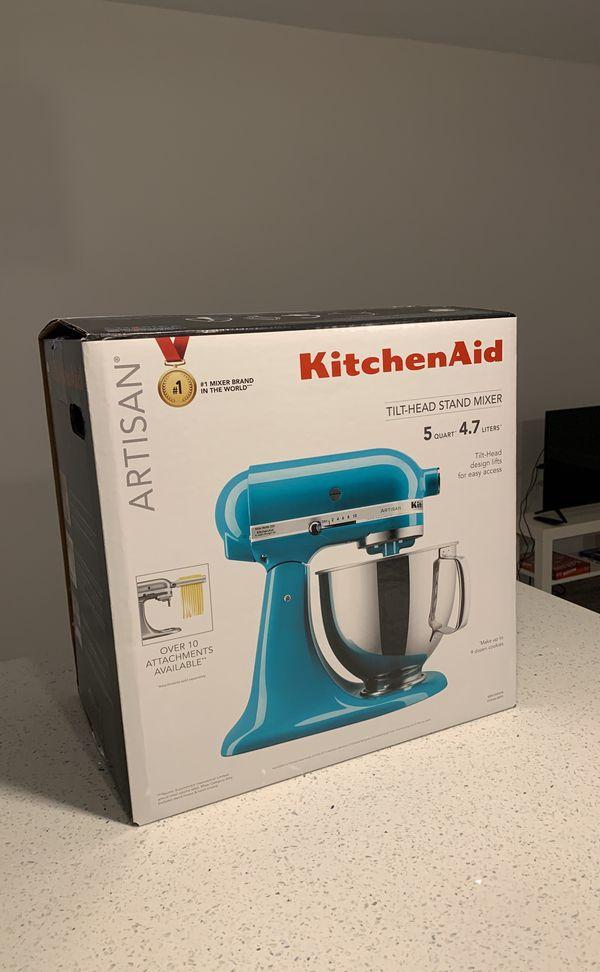 Kitchen Aid 5 QT ARTISAN SERIES STAND MIXER