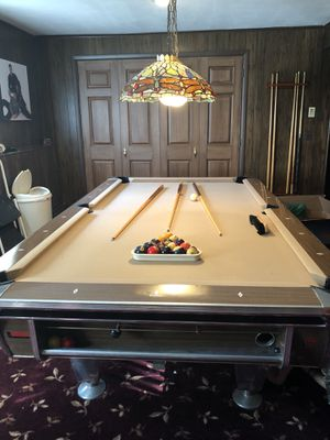 Fully stocked pool table for Sale for sale  Paramus, NJ