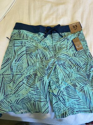 Patagonia men's board shorts size 33 for Sale in Litchfield Park, AZ