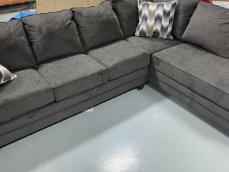 Lane Charcoal Gray Sofa And Loveseat/ Sectional Available! for Sale in Murfreesboro,  TN