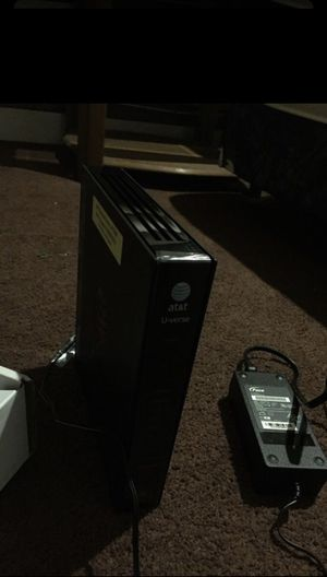 AT&T/ Frontier Modem Router for Sale in Rocky Hill, CT
