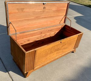 Hope Chest / Lane Cedar Hope Chest - Read Description - See Pictures for Sale in Manteca, CA