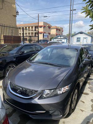 2015 Honda Civic for Sale in Gardena, CA