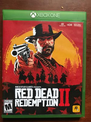Red Dead Redemption 2 for Xbox 1 for Sale in Fresno, CA
