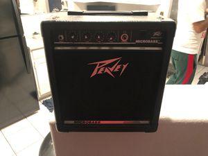 Peavey guitar bass speaker for Sale in Las Vegas, NV