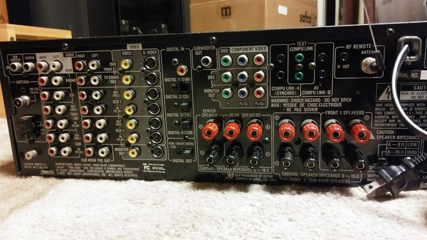 AV compulink Audio visual component