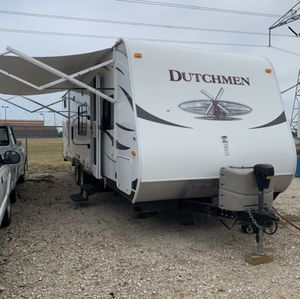 Camper for sale 4 bunks bunk room ultra lite weight 1/2 ton towable for Sale in Burleson, TX