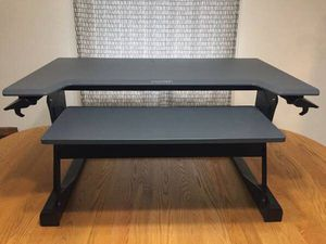 Ergotron WorkFit-TL Sit-Stand Workstation for Sale in Duluth, MN
