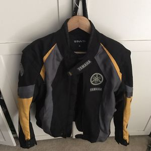 Yamaha motorcycle riding jacket for Sale in San Diego, CA