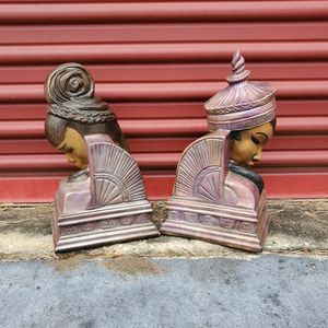 Ceramic Oriental Bookends for Sale in Orlando, FL