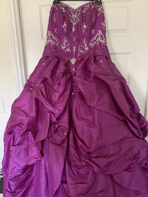 Quince/Prom dress for Sale in San Antonio, TX