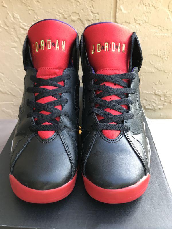 "separation shoes 68cf7 5e498 Air Jordan Retro 7 ""Marvin the Martian"" 7y (GS) for Sale in Sunrise, FL -  OfferUp"
