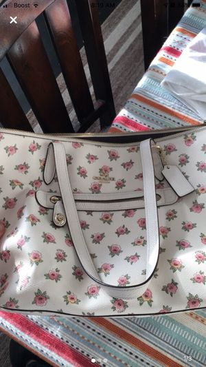 Authentic rare coach purse for Sale in Wallingford, CT