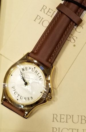 Republic Pictures Collectors Watch for Sale in Troutville, VA