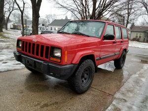 2001 JEEP CHEROKEE SPORT CLASSIC for Sale in Oak Lawn, IL