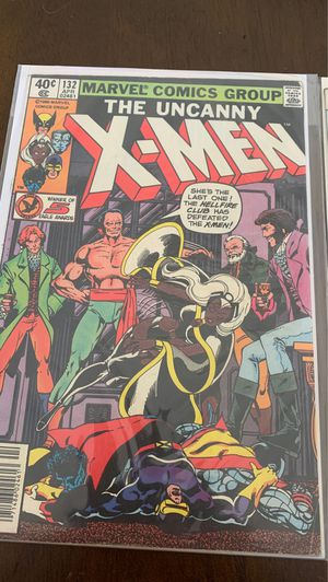 Uncanny X-men 132 for Sale in Chicago, IL