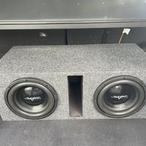 "New 10"" Skar Audio Subs In New Box for Sale in Lynn, MA"