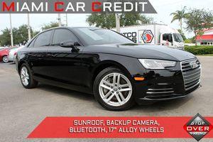 2017 Audi A4 for Sale in Miami Gardens, FL