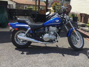Kawasaki Vulcan Motorcycle (500 ltd) for Sale in Bethlehem, PA