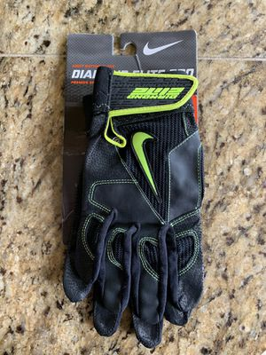 New Nike Diamond Elite Pro Adult Batting Gloves Size Large. for Sale in Boring, OR
