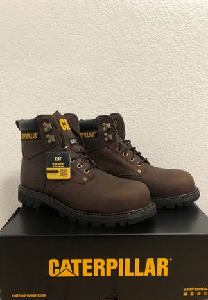 New Cat steel toe work boots for Sale in Henderson, NV