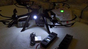 MJX Bug 3 Brushless Drone with 3 Lipo Batteries for Sale in Winchester, CA