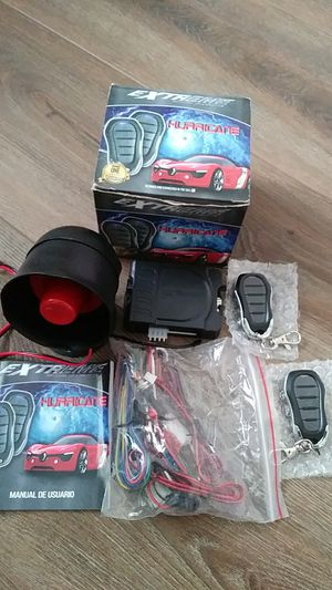 Extreme Professional Car Alarm System for Sale for sale  Jamul, CA