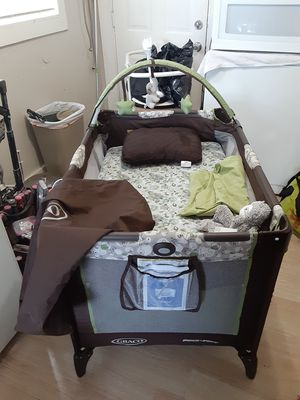Graco pack and play you pick up for Sale in Tampa, FL