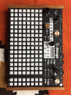 Synthstrom Deluge Sampler Looper Synth for Sale in Seattle, WA