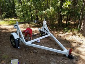 Cable Trailer for Sale in Chapel Hill, NC