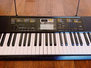 Casio keyboard piano 61key portable for Sale in Frisco, TX